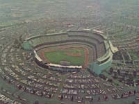 Dodger Stadium - God's Country
